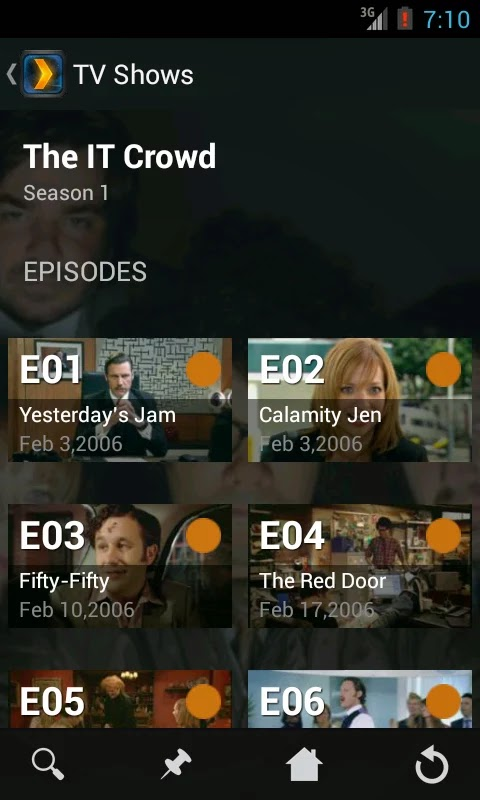 Plex for Android v3.2.15.129