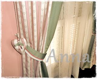 Lecosemeravigliose shabby e country chic passions tende - Tende shabby camera da letto ...