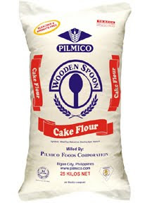 how to make 3 4 cup cake flour
