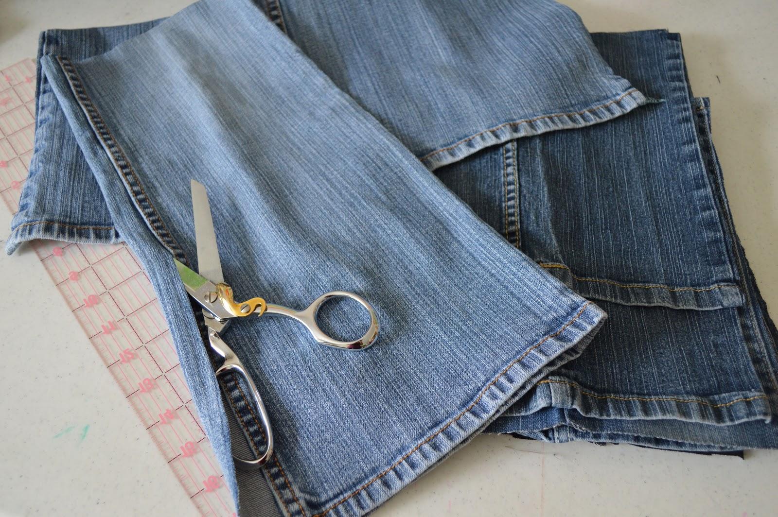 Как сшить джинсовую куртку для девочки самостоятельно? 12