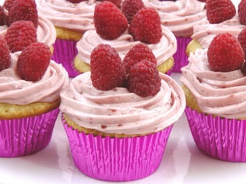 Strawberry Cupcake Recipes From Scratch