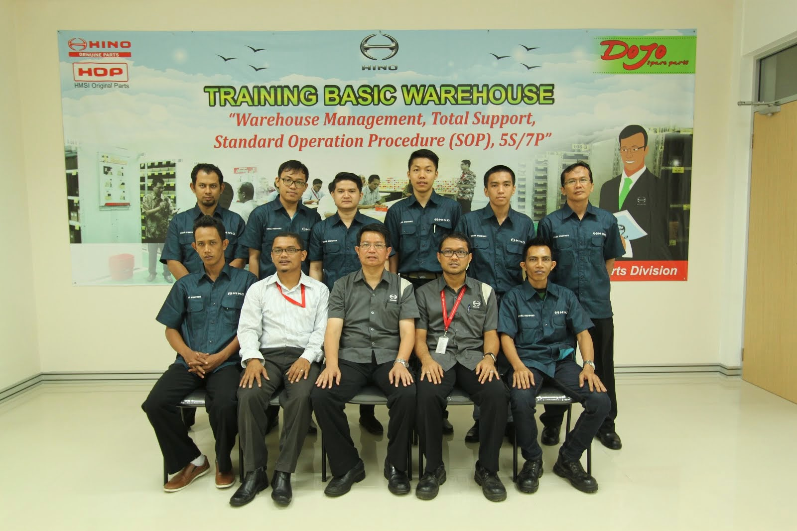 Warehouse Training Basic level