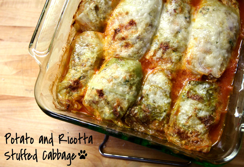 Get Italian-Inspired for your St. Patrick's Day Meal: Stuffed Cabbage ...