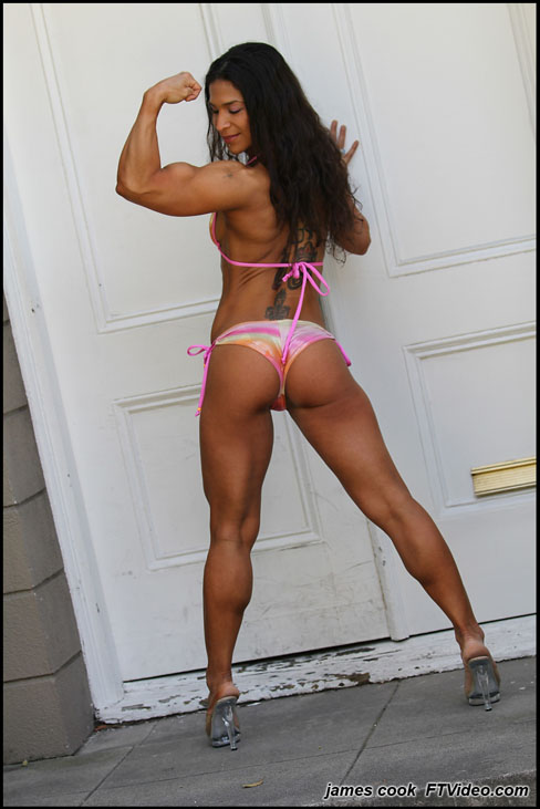 Emannuela Pintus Female Muscle Bodybuilding