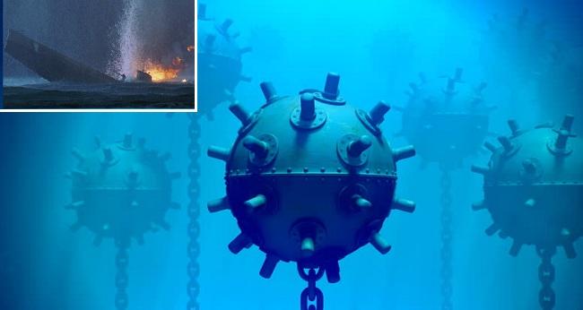 Αιτία πολέμου; Βρετανική νάρκη βύθισε το υποβρύχιο της Αργεντινής Σαν Χουάν (118)