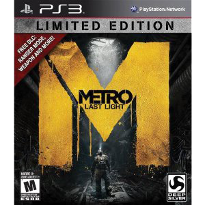 Metro: Last Light (Limited Edition) - Playstation 3 FREE DOWNLOAD