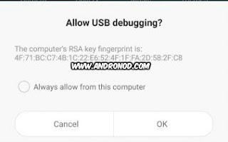 Cara Mudah Rooting Xiaomi Mi 4i
