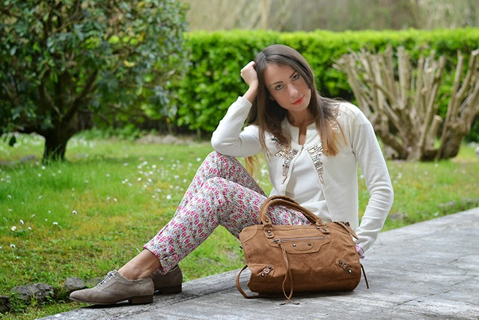 look con stringate maschili