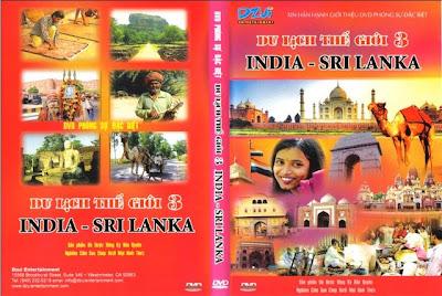 Du lịch thế giới 3 - India - Sri Lanka