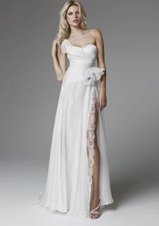 2013 Blumarine Wedding Dresses