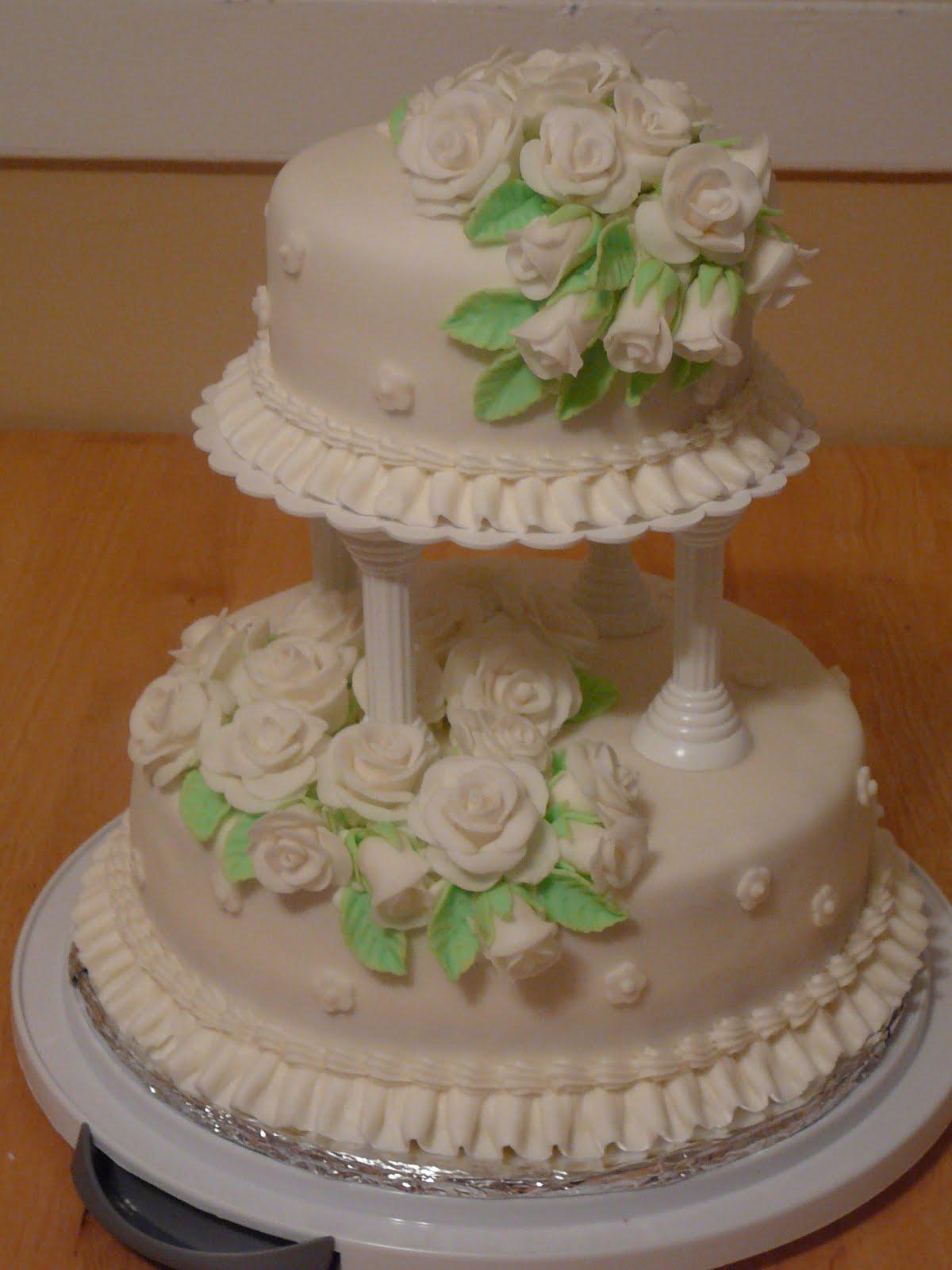 Cakes wedding wilton