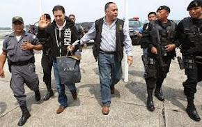 Portillo extraditado a EE UU