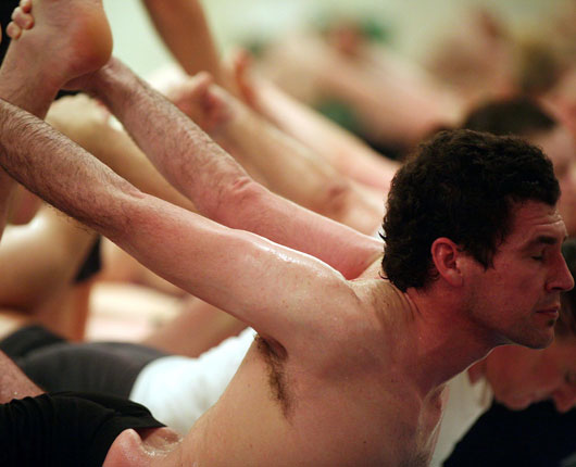 I Recently Heard A Story About Guy Who Experimented With Bikram Yoga Class Because Classes Are Pretty Much Made Up Of Pervy Guys In Spandex
