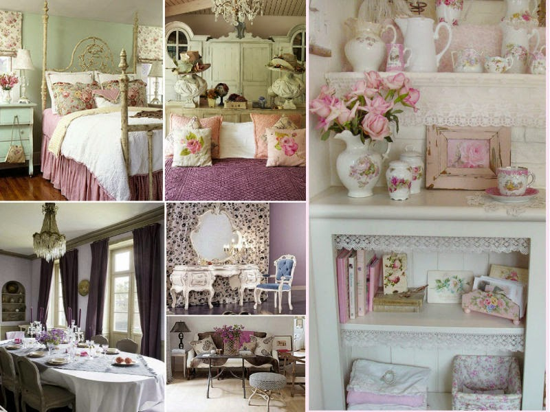 peque os detalles para una decoraci n vintage
