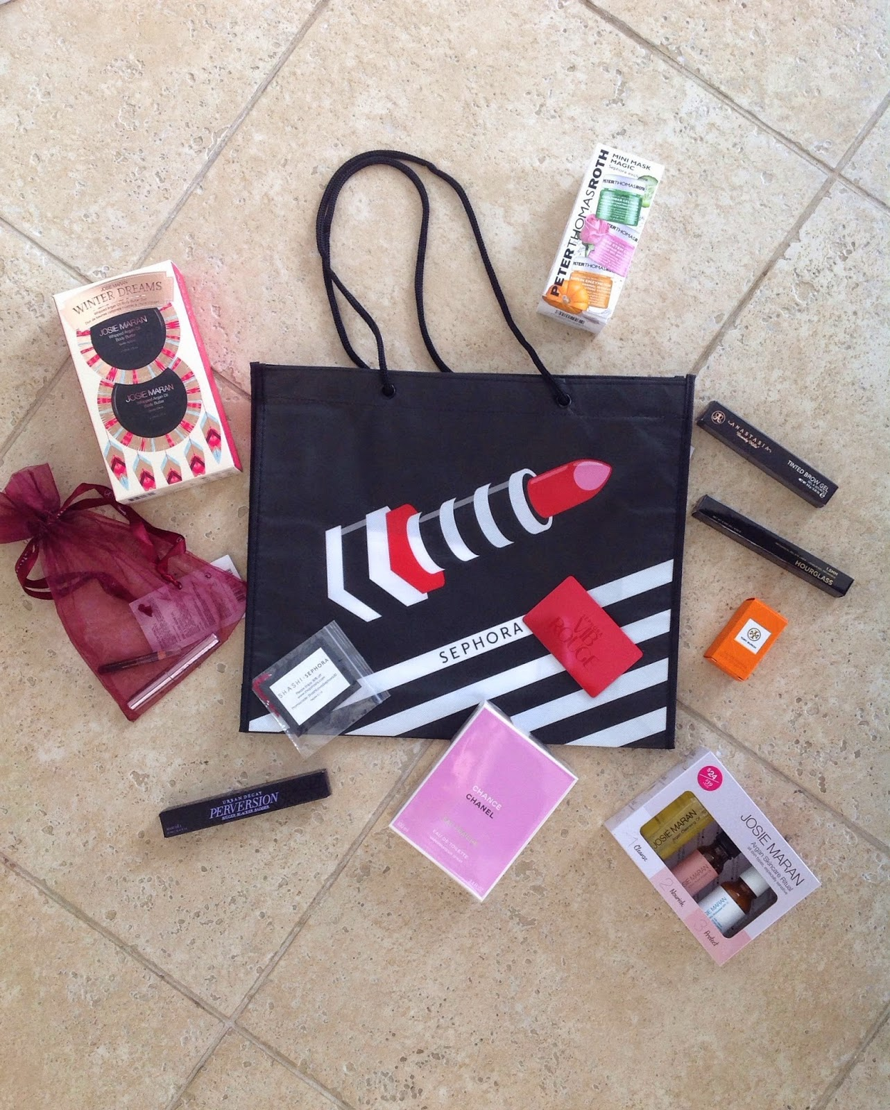 Sephora VIB Rouge Event