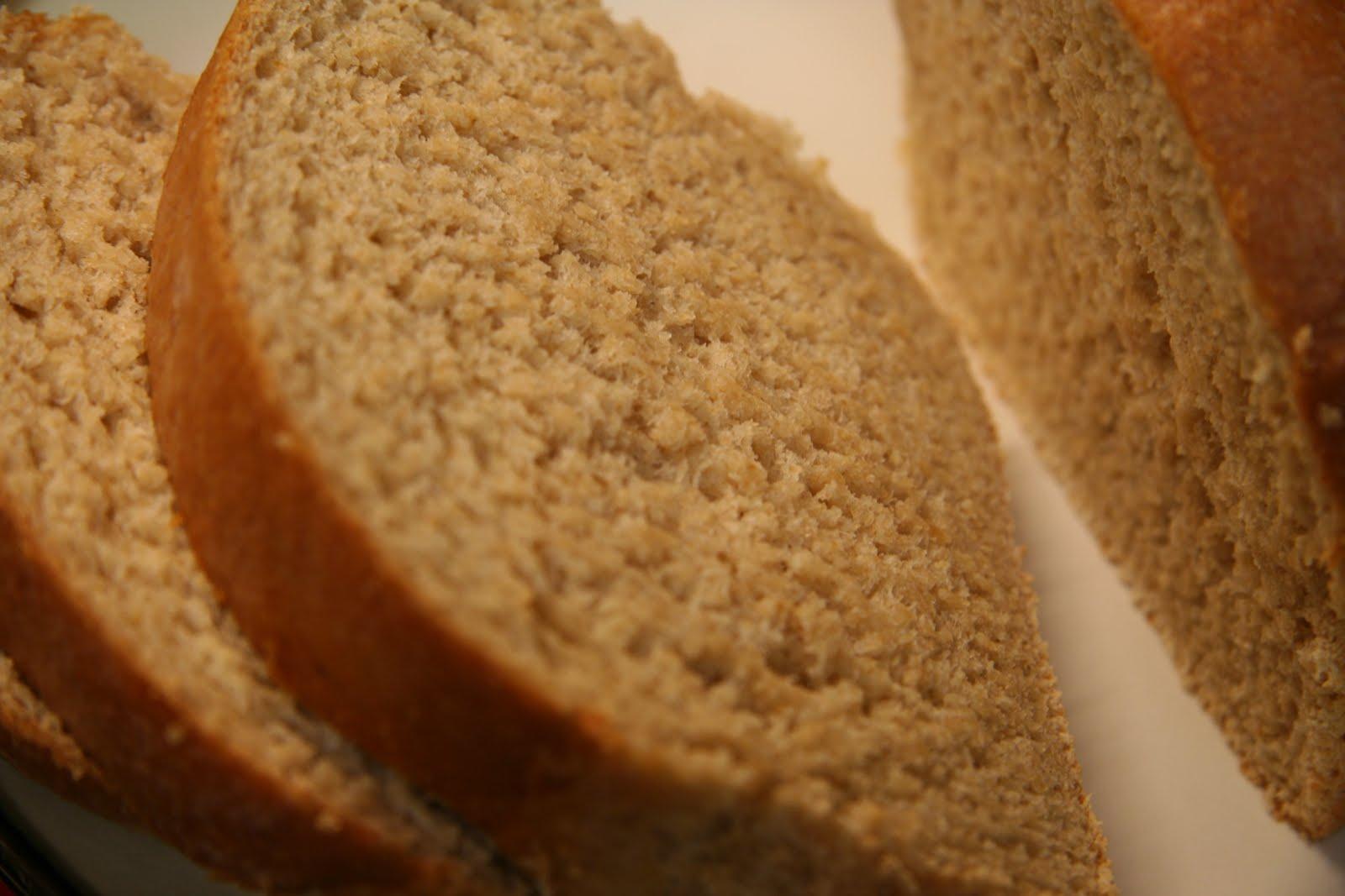 Kneady Sweetie: Yummy Whole Wheat Bread