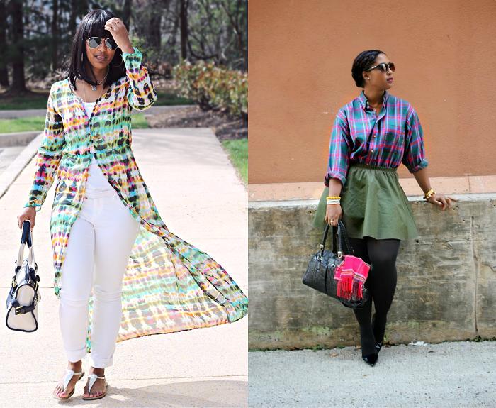 Collage+20 - DC Fashion Blogger Portfolio