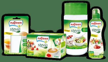 STEVIA NATREEN – Slatko prirodno i bez kalorija
