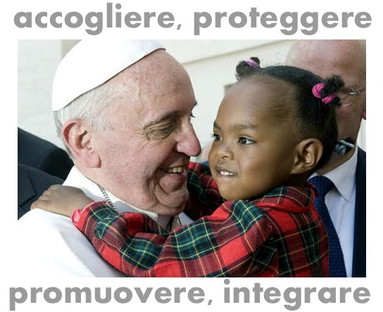 Papa Francesco e i migranti: