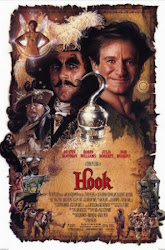 Baixar Filme Hook A Volta do Capitão Gancho (Dublado) Gratis robin williams julia roberts h gwyneth paltrow glenn close fantasia dustin hoffman direcao steven spielberg aventura 1991