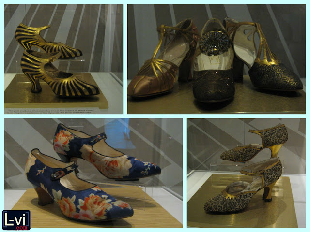 Shoes from the 1920s by Lucebuona