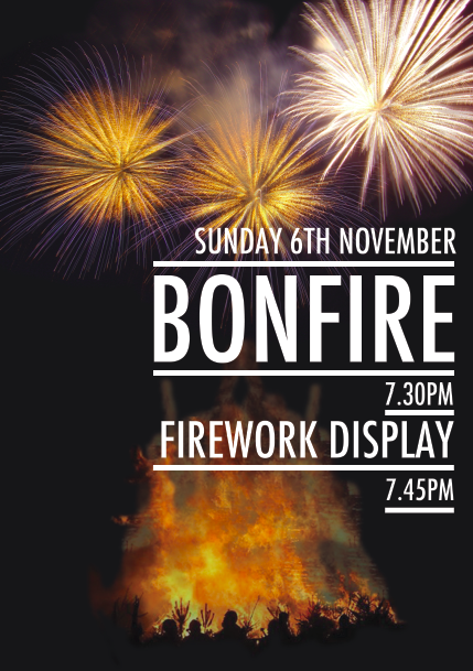 Design Practice Bonfire Night Posters