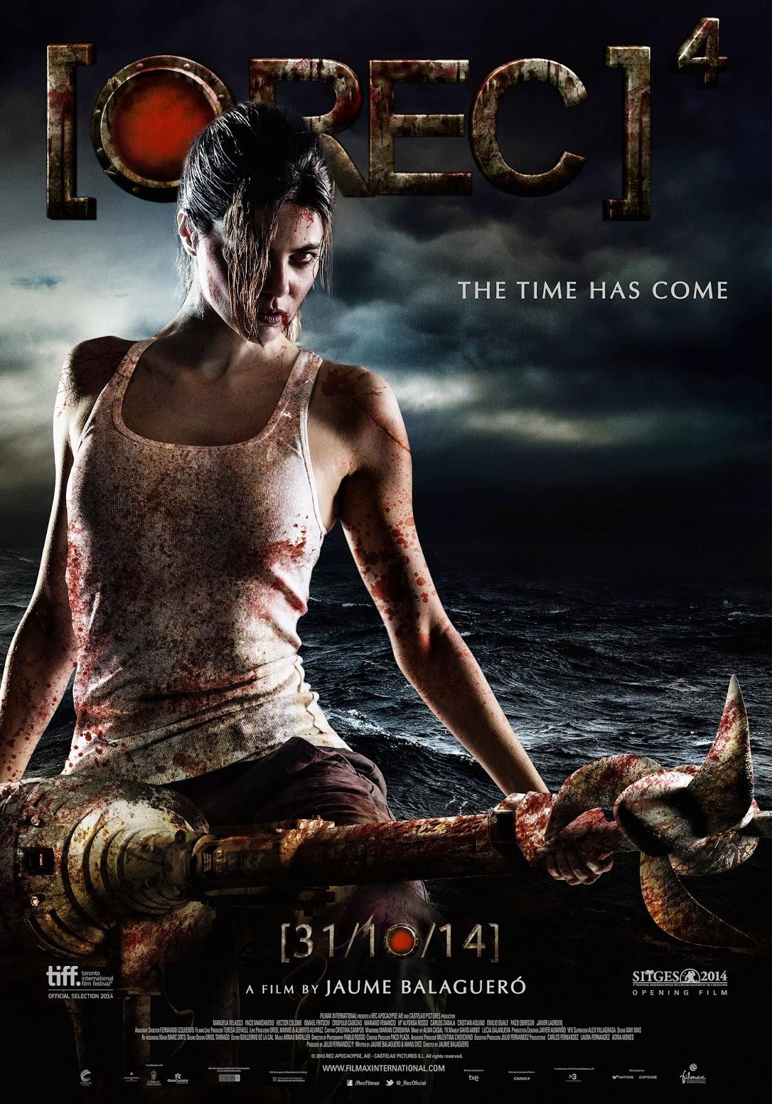 Rec 4 Apocalypse 2014 Brrip ταινιες online seires xrysoi greek subs
