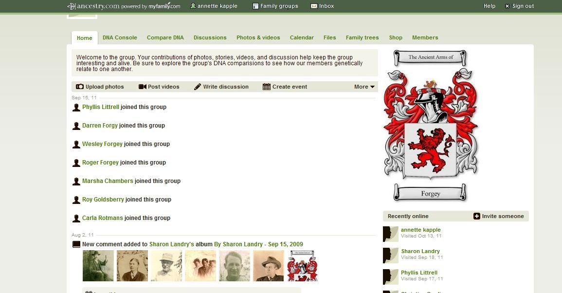 ak u0026 39 s genealogy research  ancestry com u0026 39 s dna group layout