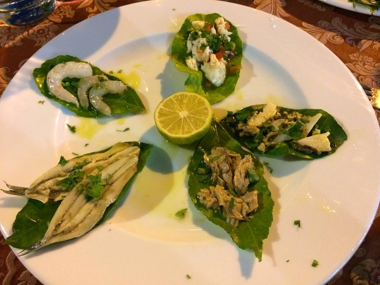 What-To-Eat-In-Sicily-Seafood-Antipasti