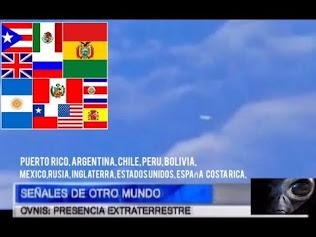 LUGARES Y ZONAS ESPECIALES DE LA ACTIVIDAD OVNI