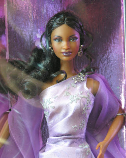 2003 Holiday Barbie Doll