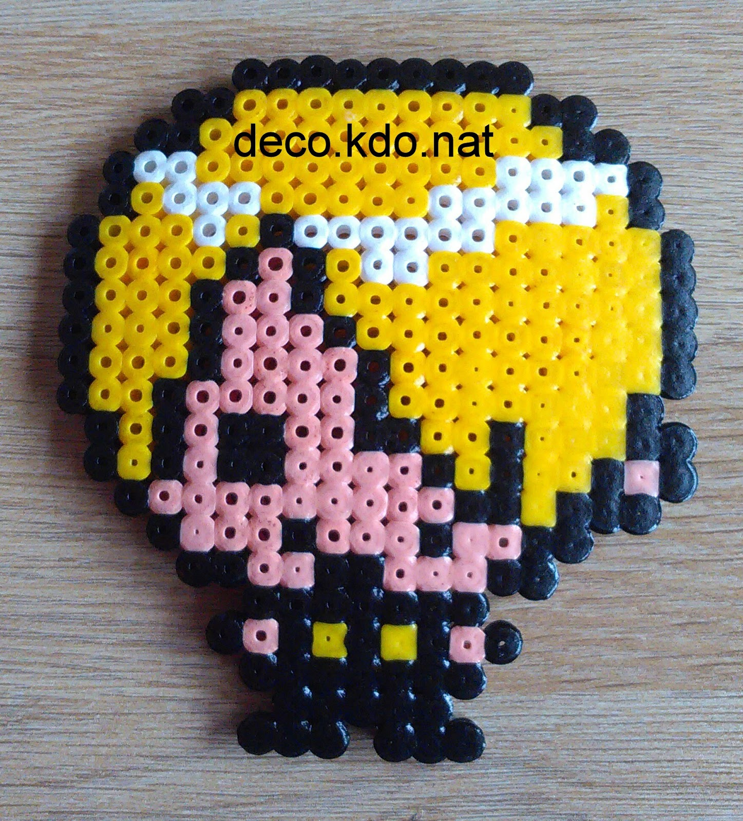 Top DECO.KDO.NAT: Perles hama: personnages one piece XY63