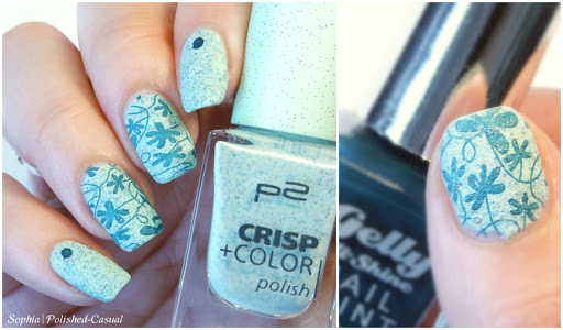 Textured Stamping Nails
