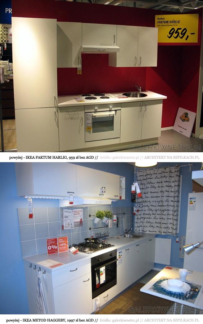Architekt Na Szpilkach  profesjonalnie o wnętrzach   -> Kuchnie Ikea Lódź