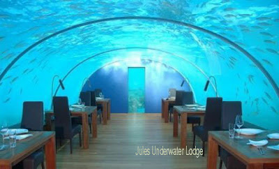 Jules Underwater Lodge