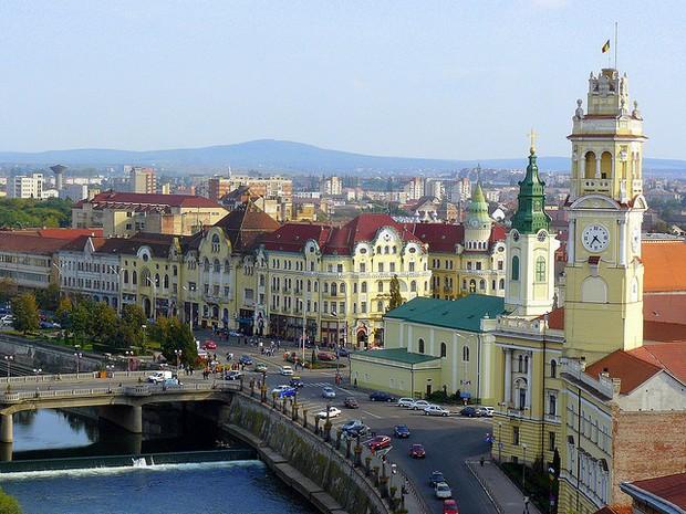 Oradea, Transylvania