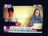 Diskusi Web Komunitas, Twitter Buzzer Sosial Media bersama Founder BDR