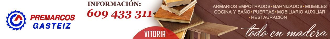 Carpinteros en Vitoria-Gasteiz | PRESUPUESTO GRATIS