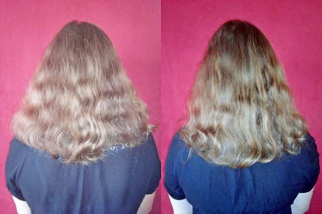 efekty kuracji drożdżowej na wzmocnienie włosów