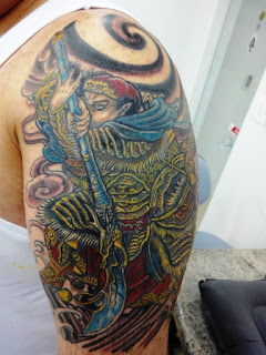 Tattoos de Samurai