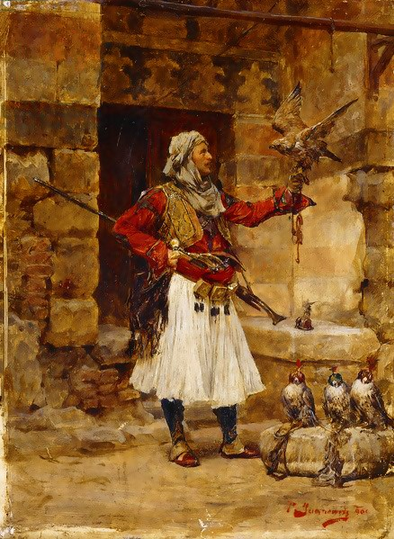 The Falconer (Gegëria)