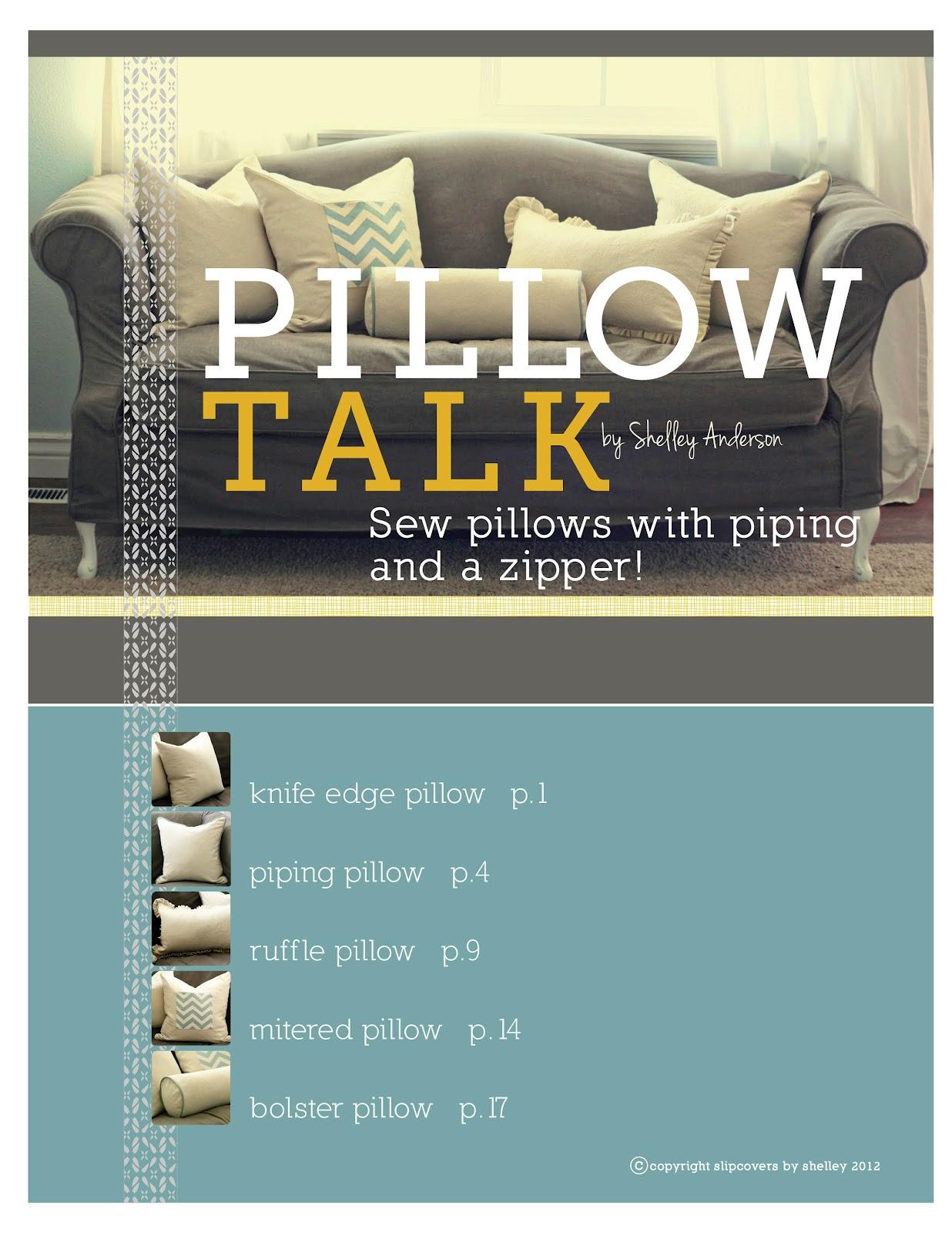 Custom Slipcovers by Shelley: Slipcover DVD/ E-book Deal