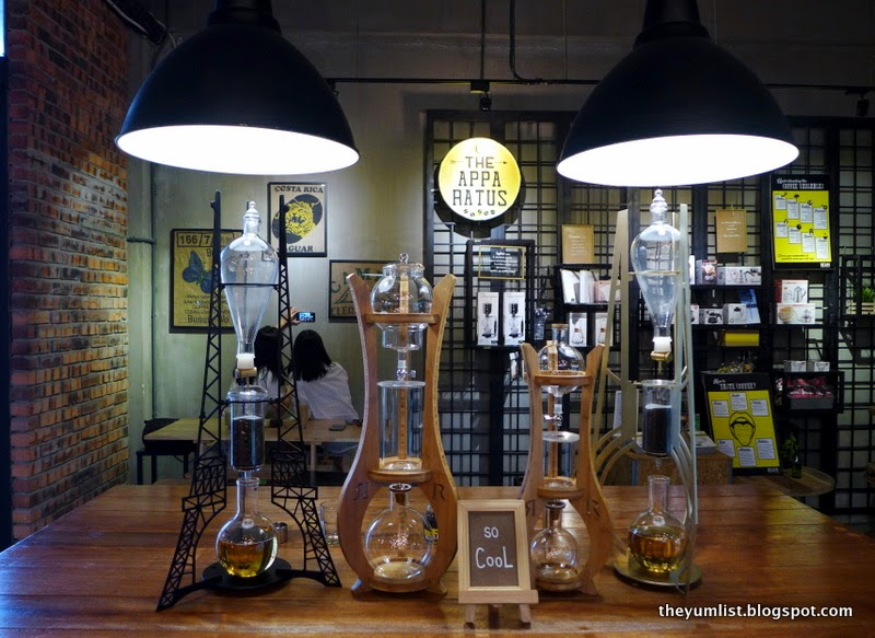 Beam Specialty Coffee Roaster And Cafe Bandar Sri