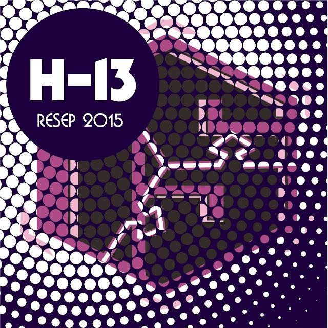 H-13 RESEP 2015
