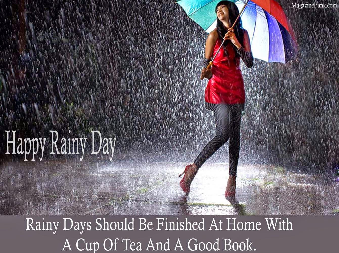 Rainy Days Should Be F...