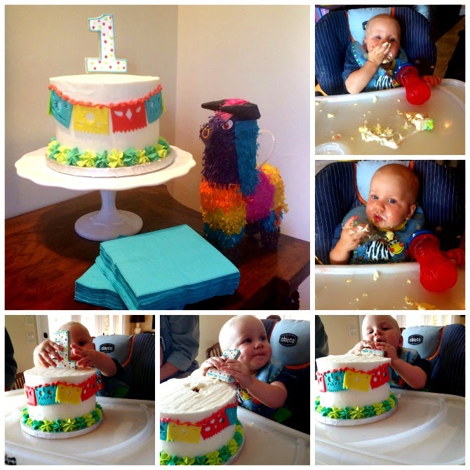The Holland House: Fiesta Smash Cake