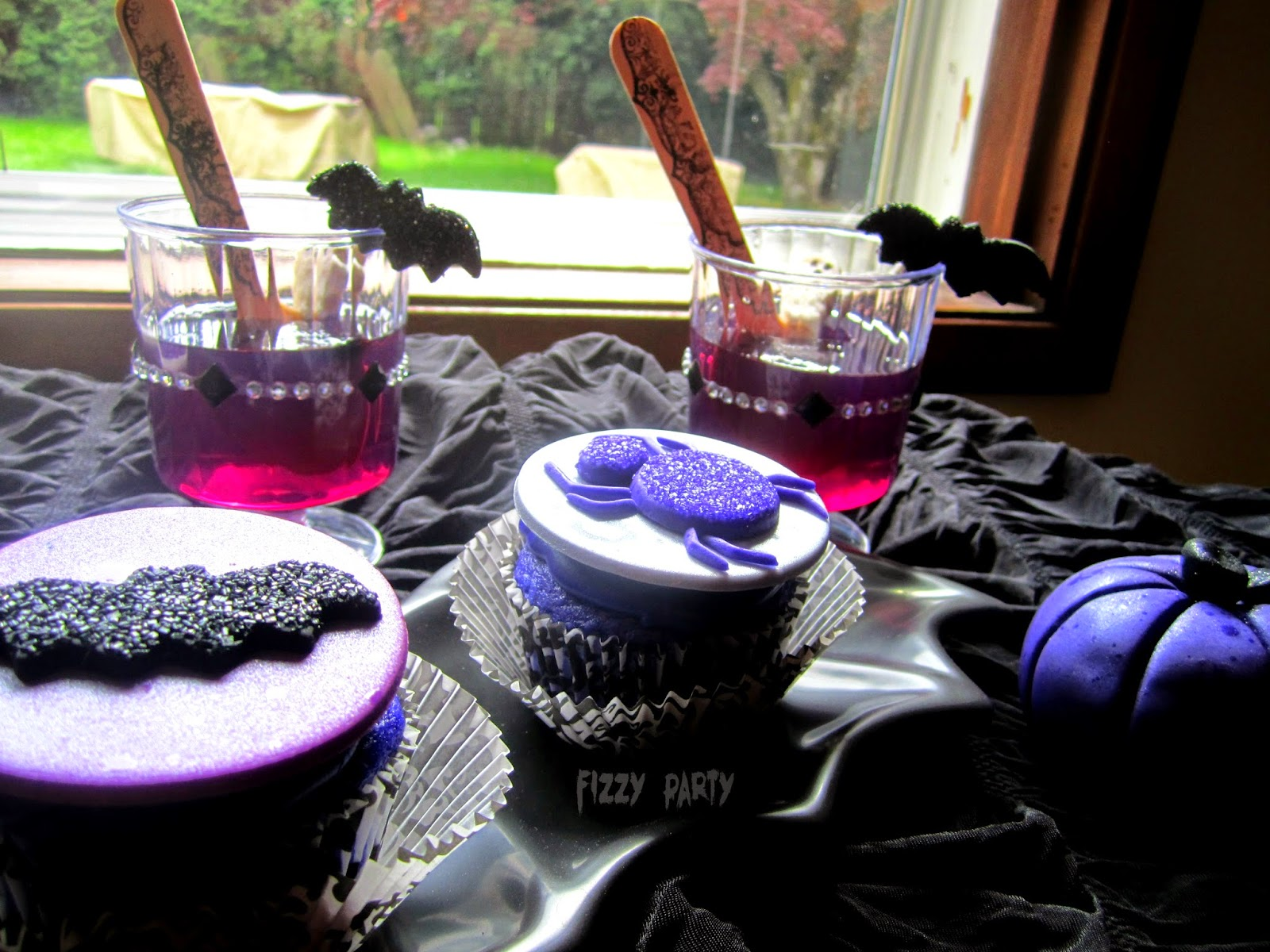 Halloween Ghouls Night Out Dessert Table by Fizzy Party
