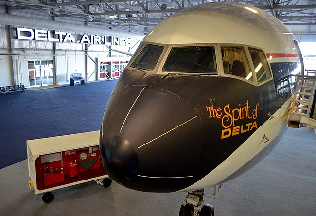 Delta Flight Museum, The Spirit of Delta