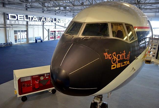 Delta Flight Museum, The Spirit of Delta