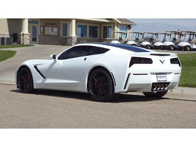 2014 Corvette Stingray at Purifoy Chevrolet